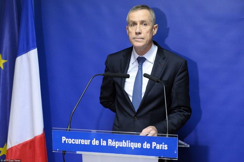 Francois Molins, fot. EastNews /AFP