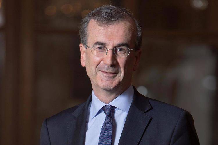 François Villeroy de Galhau, prezes Banku Francji / Źródło: Banque de France /&nbsp