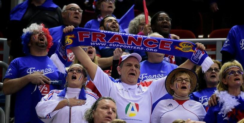 Francuscy kibice /AFP
