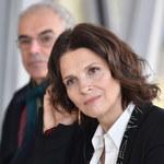 Francuska aktorka Juliette Binoche przyjechała do Krakowa na Film Spring Open