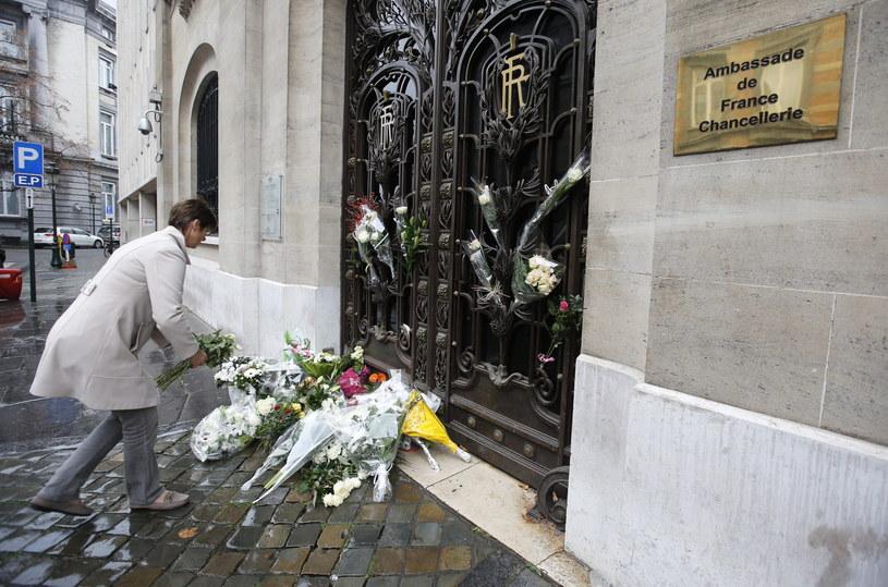 Francuska ambasada w Belgii /PAP/EPA