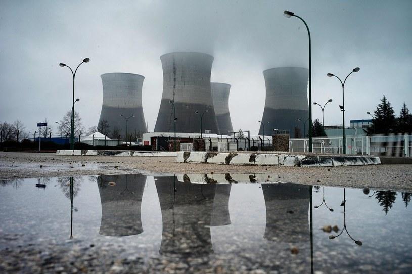 Francuska elektrownia atomowa w Saint Vulbas, zdjęcie ilustracyjne /AFP
