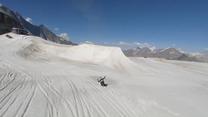 Francuska narciarka Mathilde Gremaud dokonała tego jako pierwsza. Co za wyczyn. Wideo