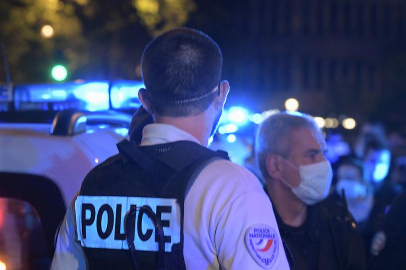 Francuska policja, zdj. ilustracyjne /Francois PAULETTO/Anadolu Agency /Getty Images