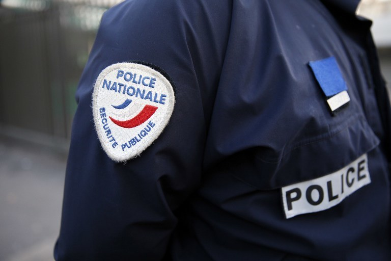 Francuska policja /123RF/PICSEL