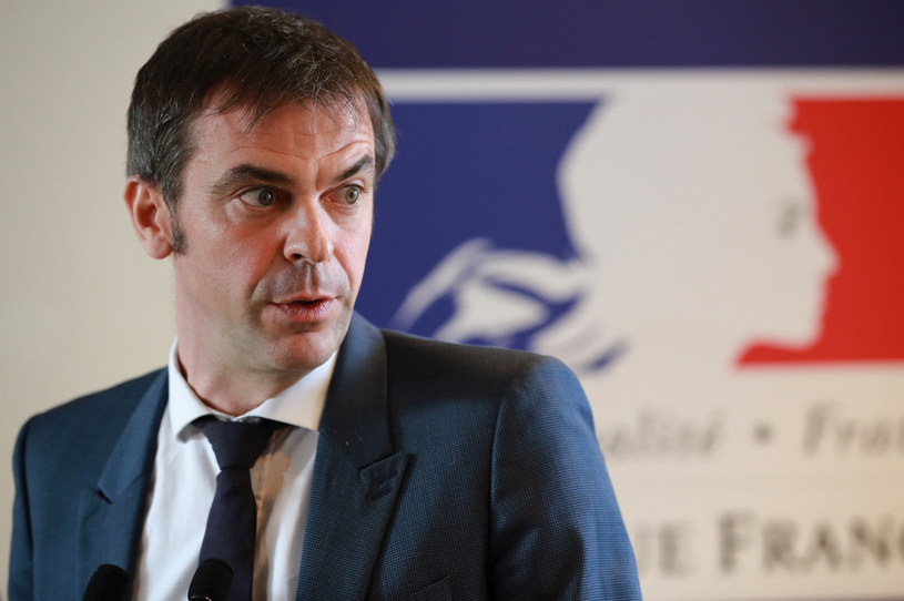 Francuski minister zdrowia Olivier Veran /LUDOVIC MARIN/AFP POOL /AFP