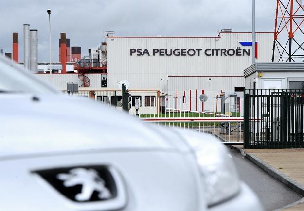 Francuski rząd wyciągnął pomocną dłoń do koncernu PSA /AFP