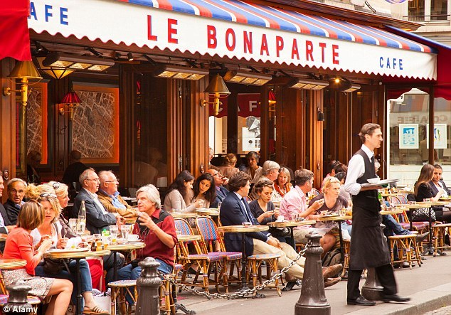 francuskie restauracje /© Photogenica