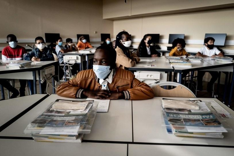 Francuskie szkoły wznowiły zajęcia po wakacjach /AFP
