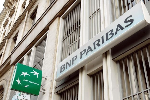 Francuskiemu bankowi BNP Paribas grozi rekordowa grzywna w wysokości 16 miliardów dolarów /AFP
