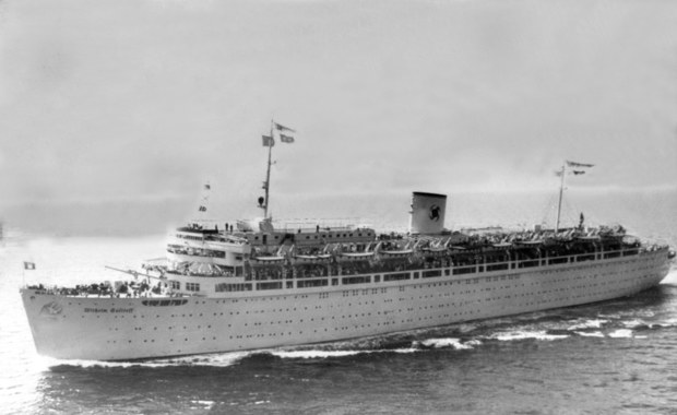 Francuzi nielegalnie nurkowali w rejonie wraku statku Wilhelm Gustloff. Resort chce wyjaśnień