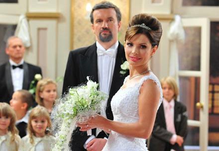 Frania Maj i Maks Skalski małżeństwem! /TVN