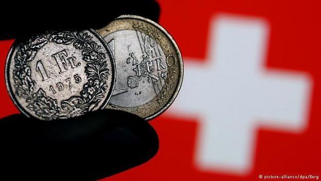 Frank ciężko doświadcza polskich kredytobiorców /Deutsche Welle
