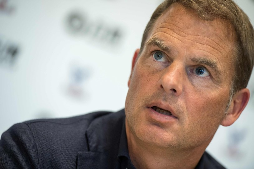 Frank de Boer /AFP