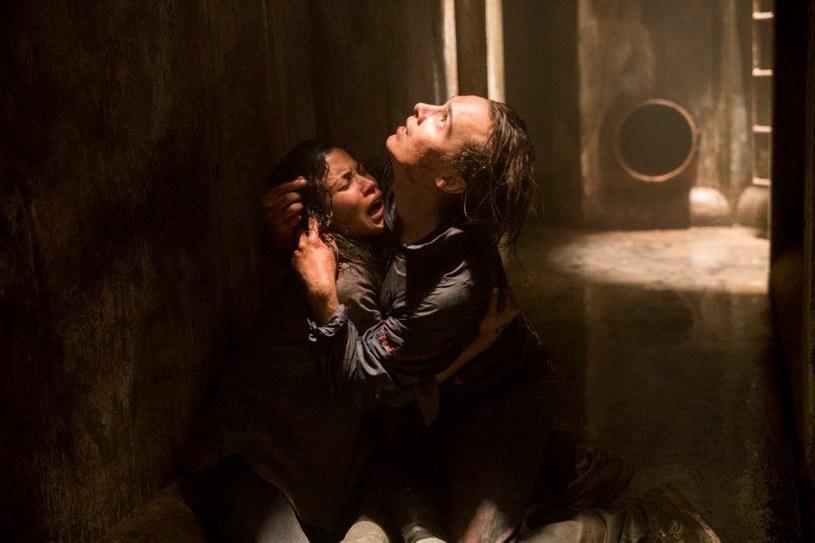 Frank Dillane jako Nick Clark oraz Danay Garcia jako Luciana. /Michael Desmond/AMC /materiały prasowe