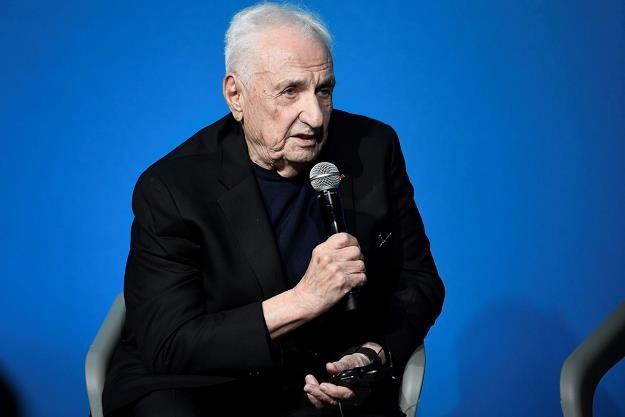 Frank Gehry, renomowany architekt kanadyjsko-amerykański /AFP