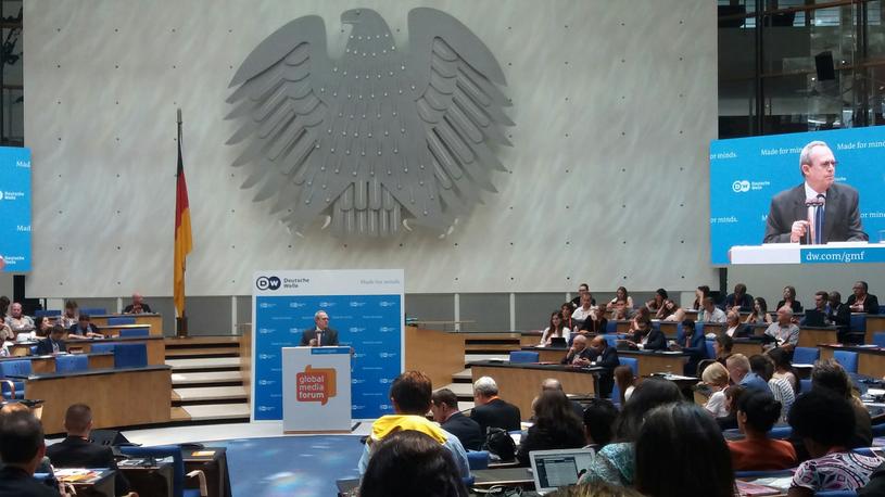 Frank La Rue, UNESCO /Ewelina  Karpińska-Morek /INTERIA.PL