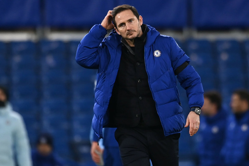 Frank Lampard był trenerem Chelsea między latem 2019 a styczniem 2021 roku /ANDY RAIN/AFP/East News /East News