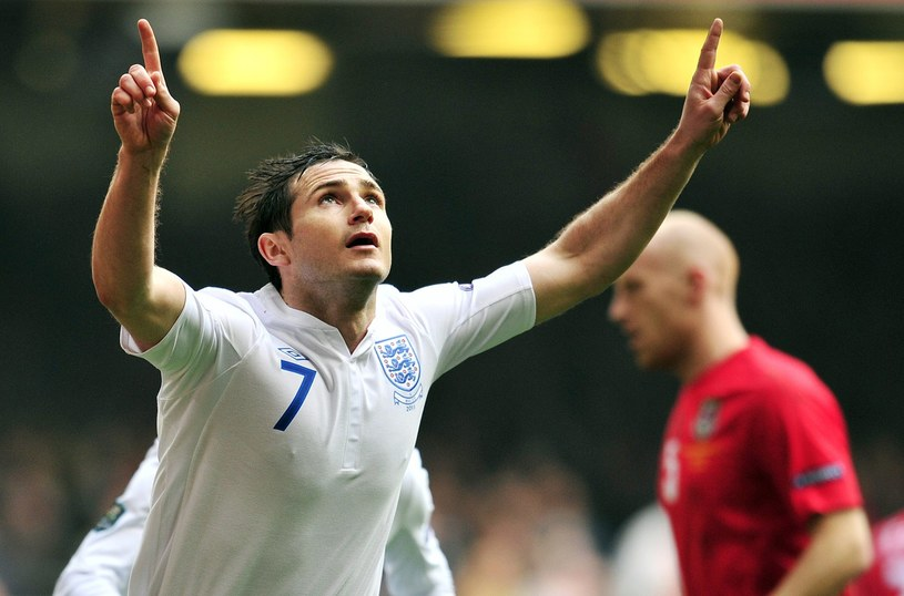 Frank Lampard to gwiazda angielskiej i światowej piłki. /AFP
