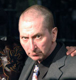 "Frank Miller, twórca komiksu ""Sin City"" /"