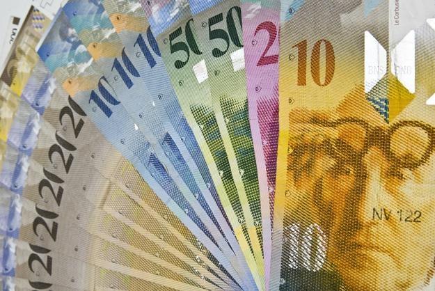 Frank nie jest wcale stabilną walutą /© Panthermedia