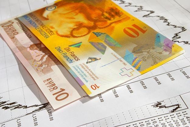 Frank szwajcarski najdroższy w historii! /©123RF/PICSEL