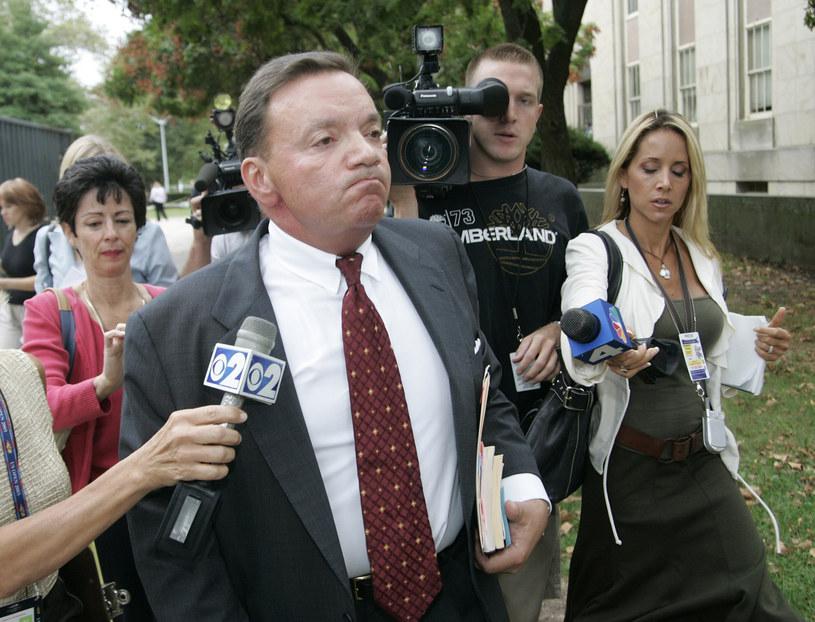 Frank Tassone i jego asystentka ukradli łącznie ponad 11 mln dolarów /Associated Press /East News