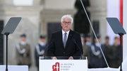Frank-Walter Steinmeier w Warszawie: II wojna światowa była niemiecką zbrodnią