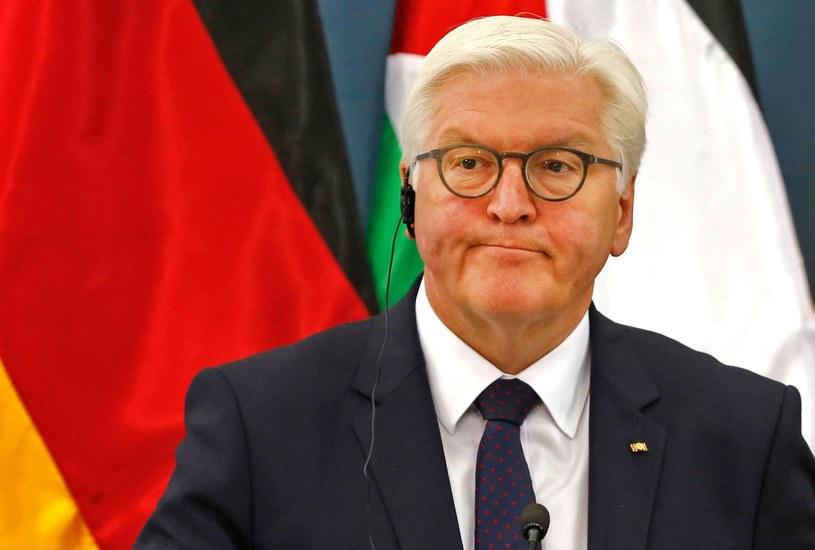 Frank Walter-Steinmeier /AFP