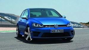 Frankfurt 2013 - 300 KM w nowym Golfie R