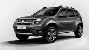 Frankfurt 2013 - Dacia Duster po liftingu