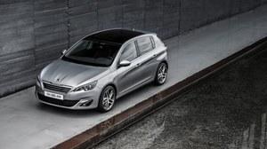 Frankfurt 2013 - nowy Peugeot 308 z bliska