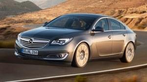 Frankfurt 2013 - Opel Insignia po liftingu - więcej majestatu