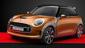 Frankfurt 2013 - tak będzie wyglądać nowe Mini