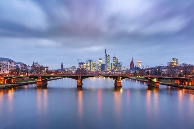 Frankfurt nad Menem - finansowa stolica Niemiec /©123RF/PICSEL