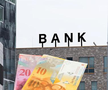 Franki biją w bankowe bilanse