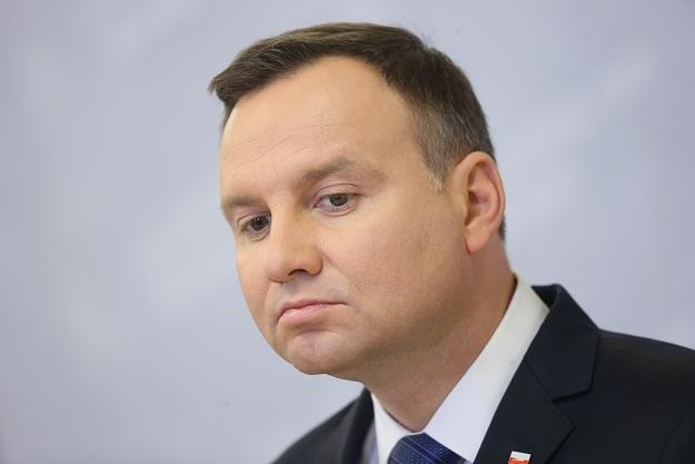 Frankowiczów do wiatru wystawił Andrzej Duda, prezydent RP. Fot. Sean Gallup /Getty Images/Flash Press Media