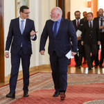 Frans Timmermans zdał komisarzom relację z wizyty w Warszawie