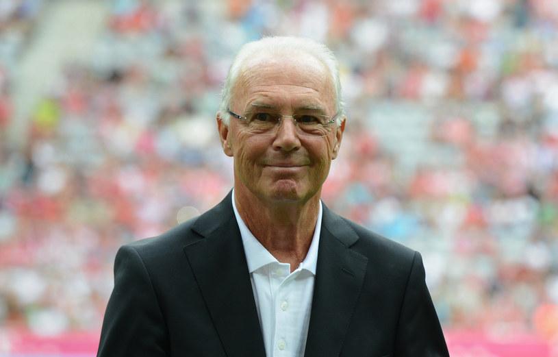 Franz Beckenbauer może mieć kłopoty ws. organizacji mundialu 2006 /AFP