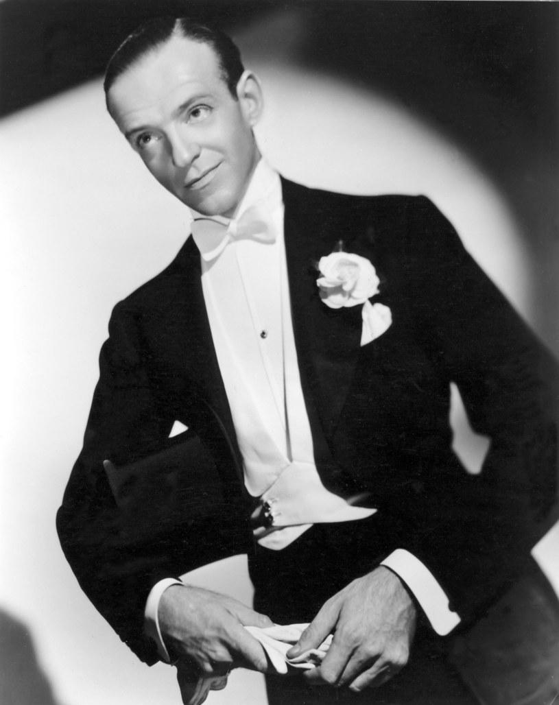 Fred Astaire sam tworzył układy taneczne, które podziwiamy do dziś /East News