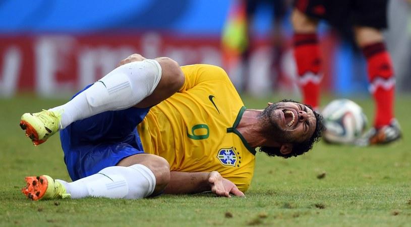 Fred kompletnie rozczarował na mundialu /AFP