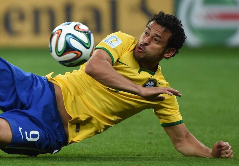 Fred nie ma ostatnio najlepszej passy /AFP