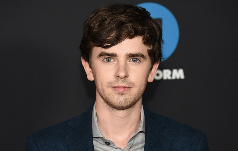 Freddie Highmore /Dimitrios Kambouris /Getty Images