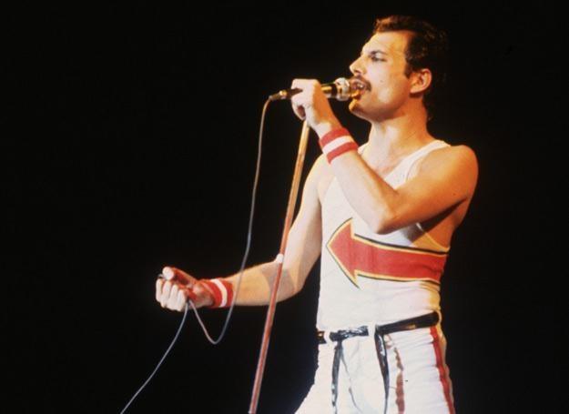 Freddie Mercury (1946-91) - fot. Hulton Archive /Getty Images/Flash Press Media