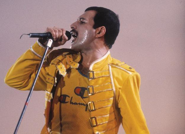 Freddie Mercury uważany jest za jednego z najlepszych frontmanów w historii /Universal Music Polska