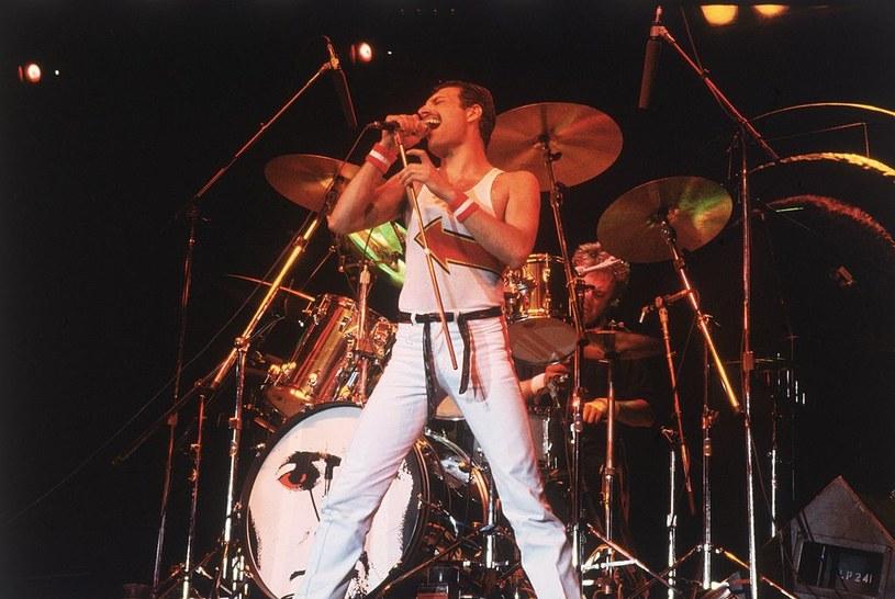Freddie Mercury /Getty Images