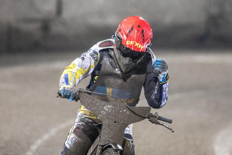 Fredrik Lindgren w finale Speedway of Nations /Marcin Karczewski /Newspix
