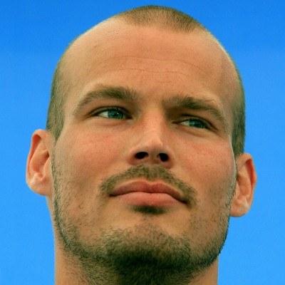 Fredrik Ljungberg - te oczy zwracają uwagę... /AFP