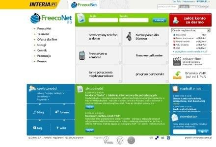 FreecoNet INTERIA.PL /materiały prasowe