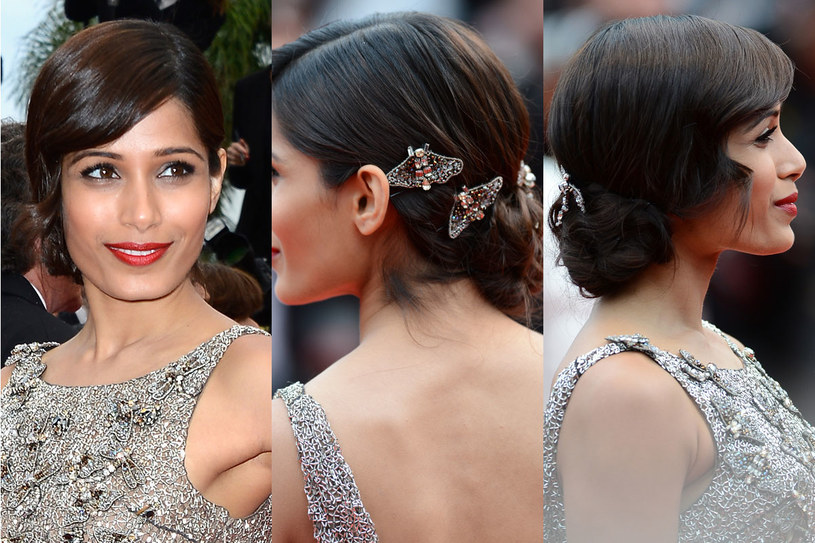 Freida Pinto /Getty Images/Flash Press Media